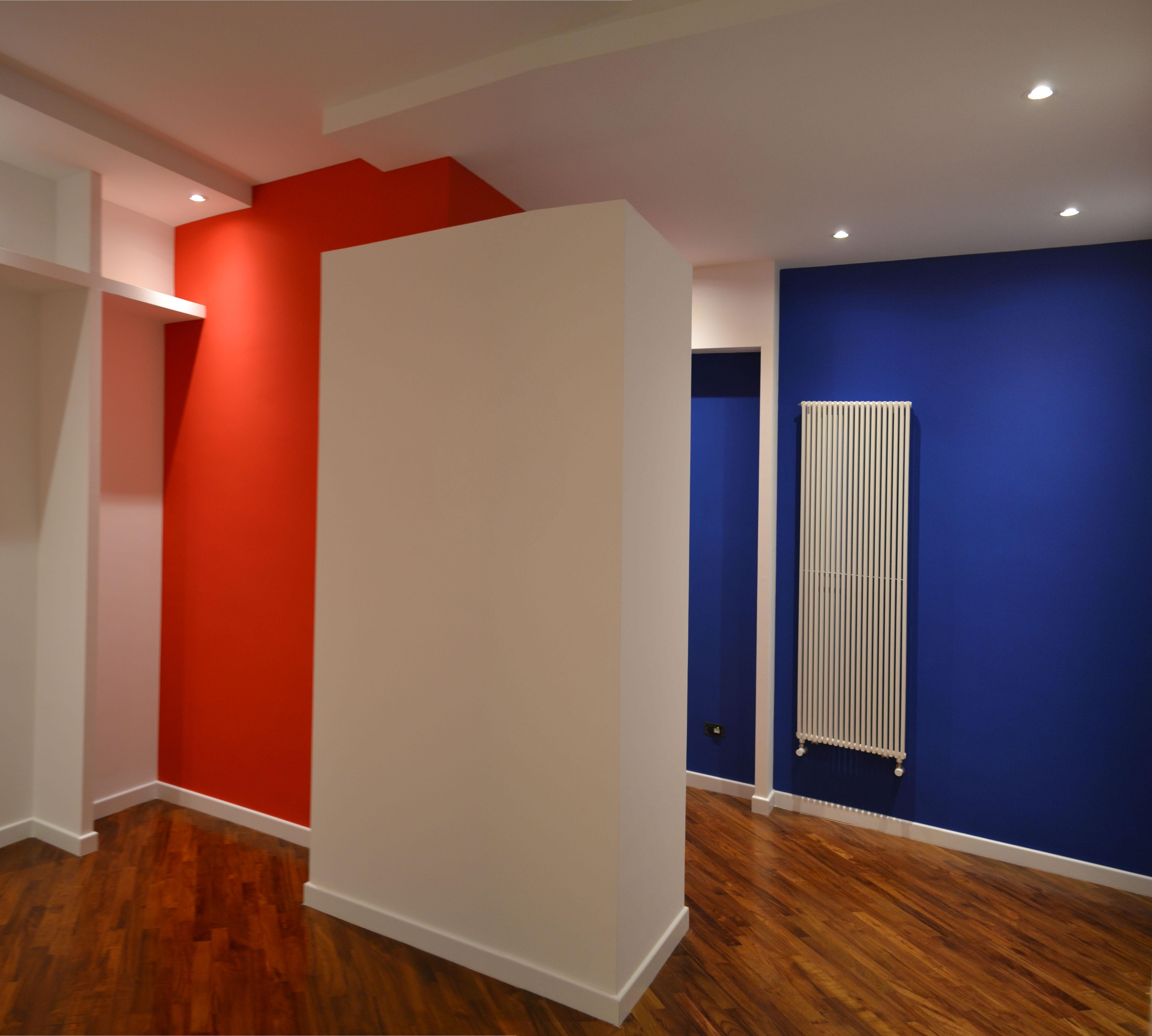 Casa IR – Volume e colore