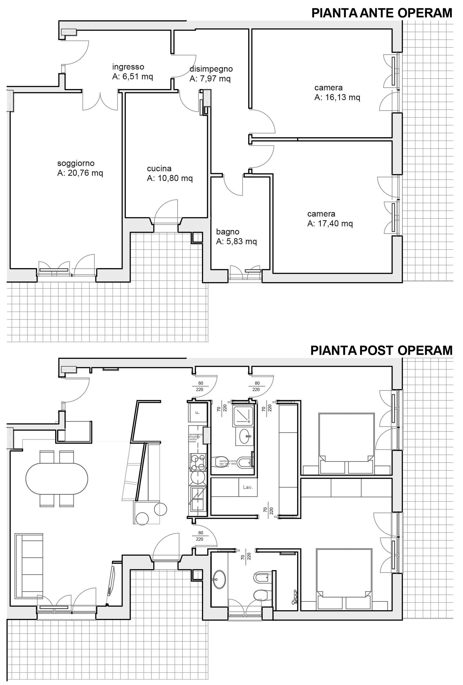 Casa IR –planimetria