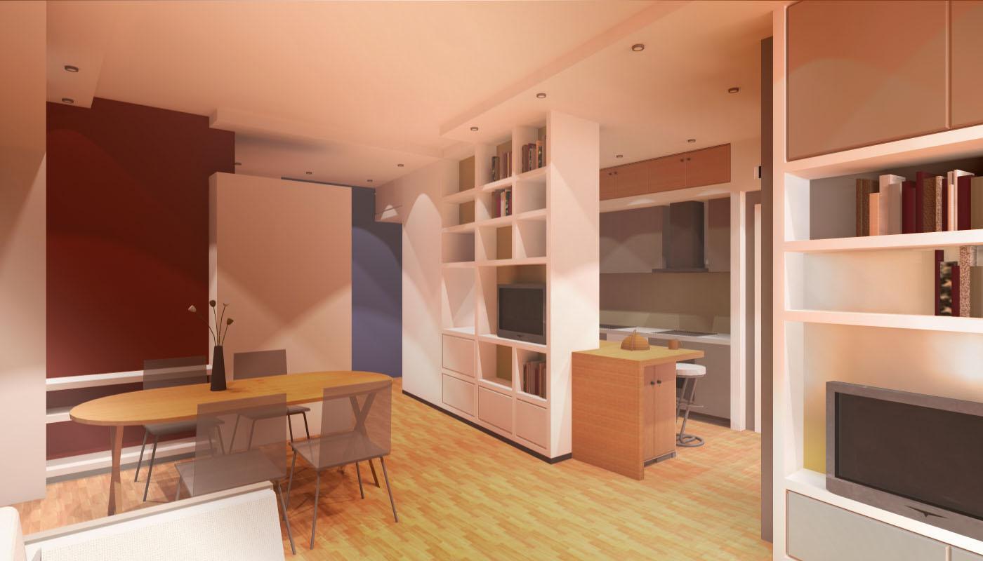 immagine del progetto definitivo - architetturaincasa
