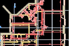 Casa SG - pianta demolizioni e ricostruzioni - architetturaincasa