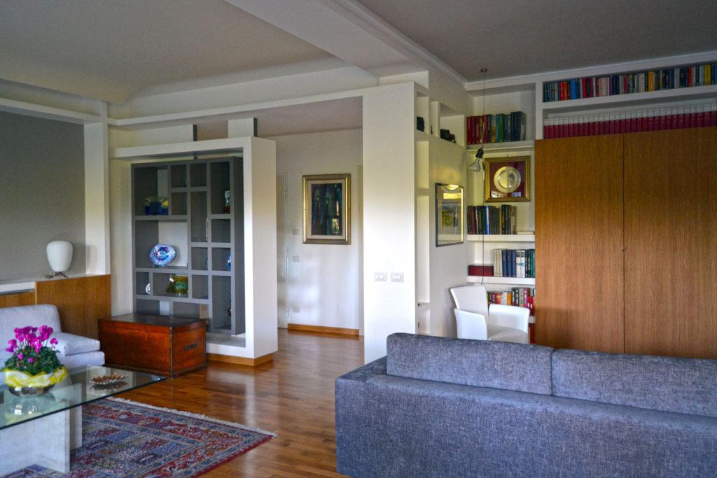 fotografia del soggiorno - architetturaincasa