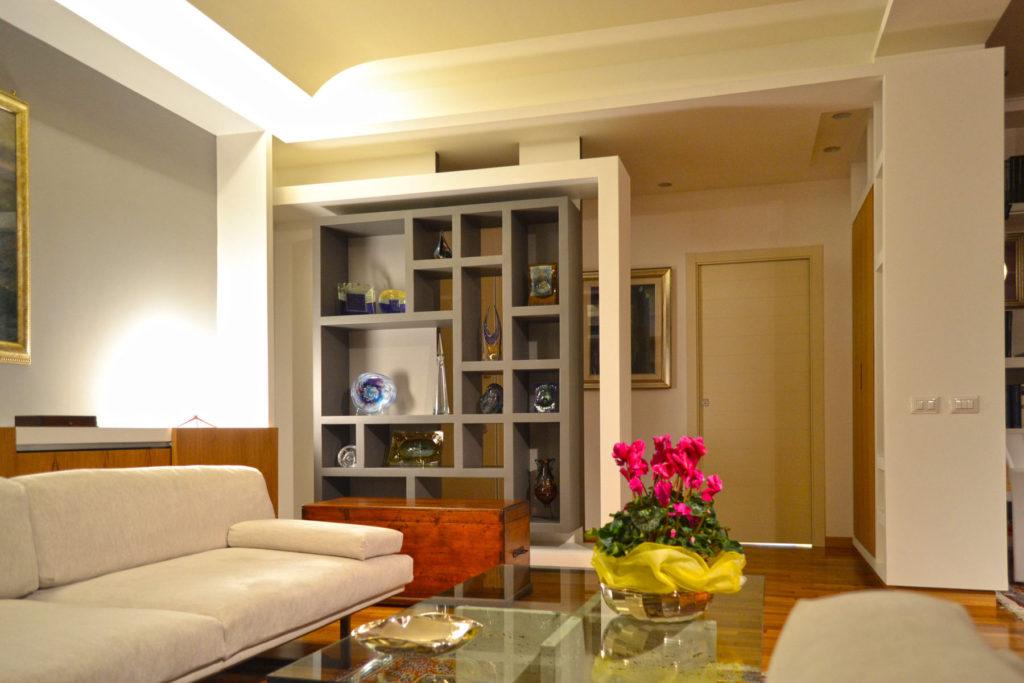filtro/libreria che definisce l'ingresso - architetturaincasa