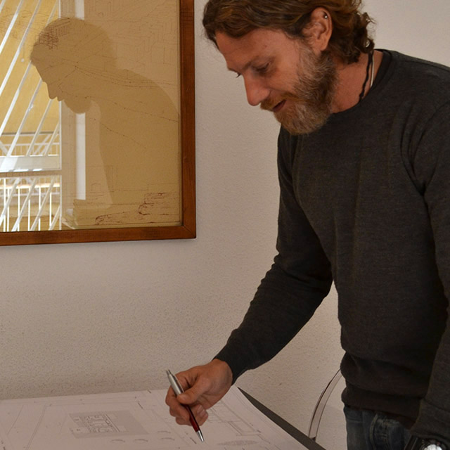 architetto Fabrizio Pitocchi (professionisti di ArchitetturaInCasa)
