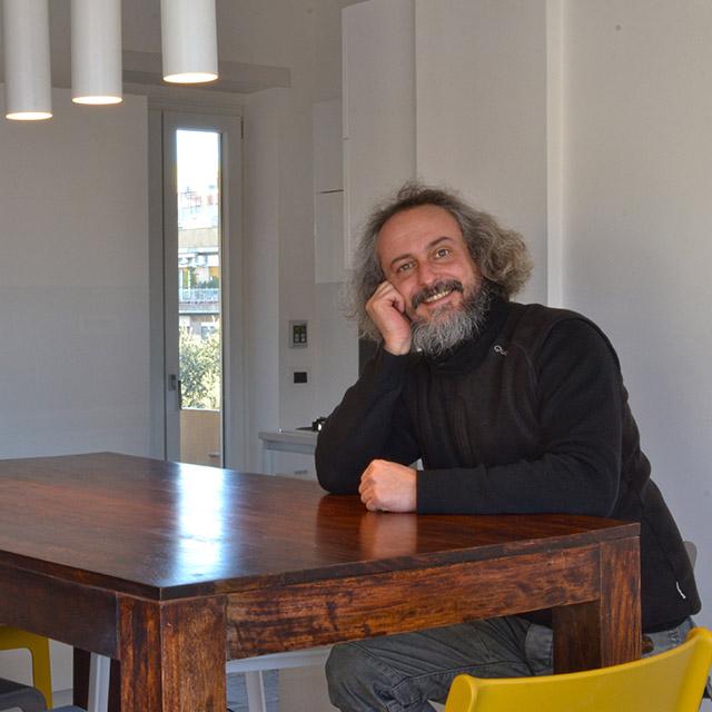 architettura in casa - architetto Paolo Pambianchi