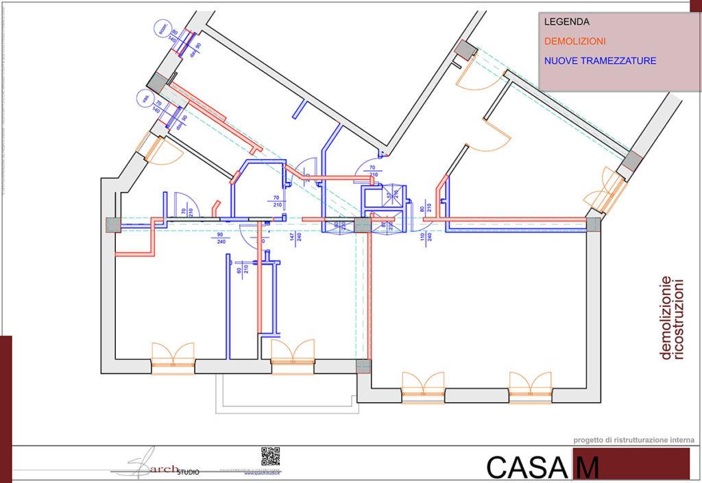 casa M - architetturaincasa