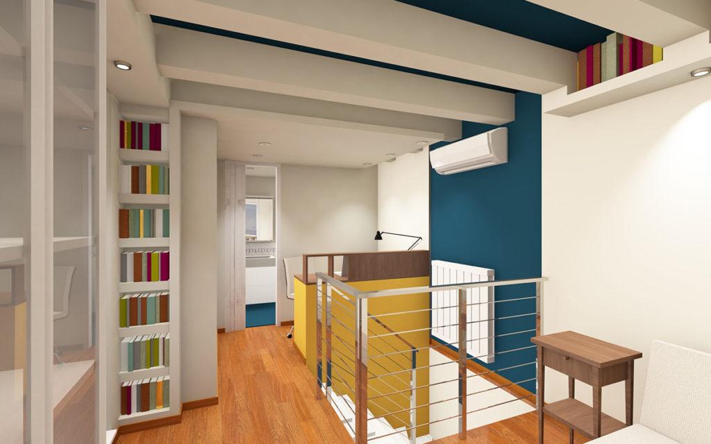 immagine di progetto - STUDIO - architetturaincasa
