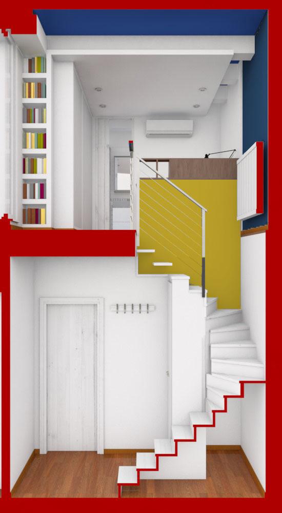 immagine di progetto - STUDIO SCALA INTERNA