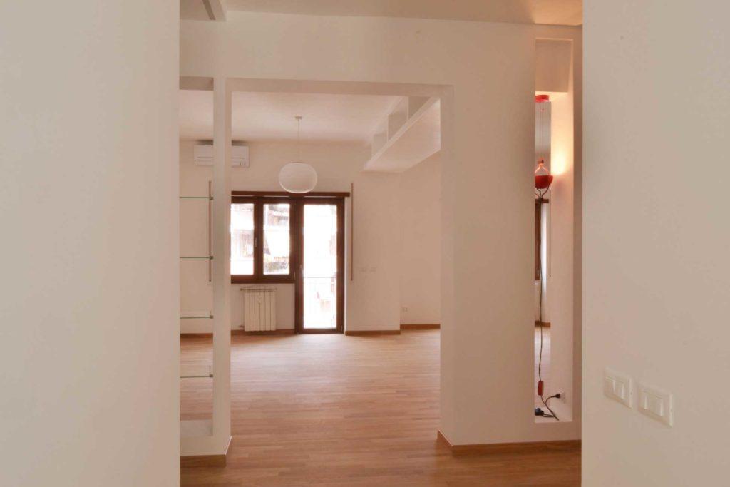 casa-SG-foto-dalla cucina verso il soggiorno - architetturaincasa