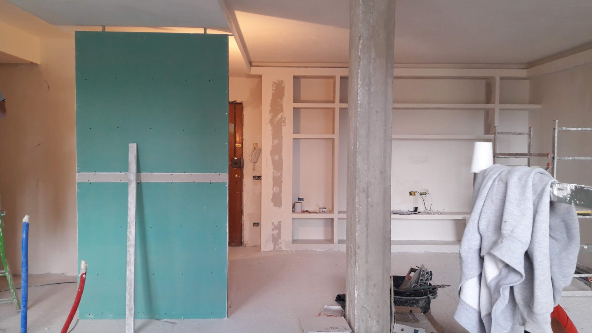 Regolamento edilizio e ristrutturazioni di interni