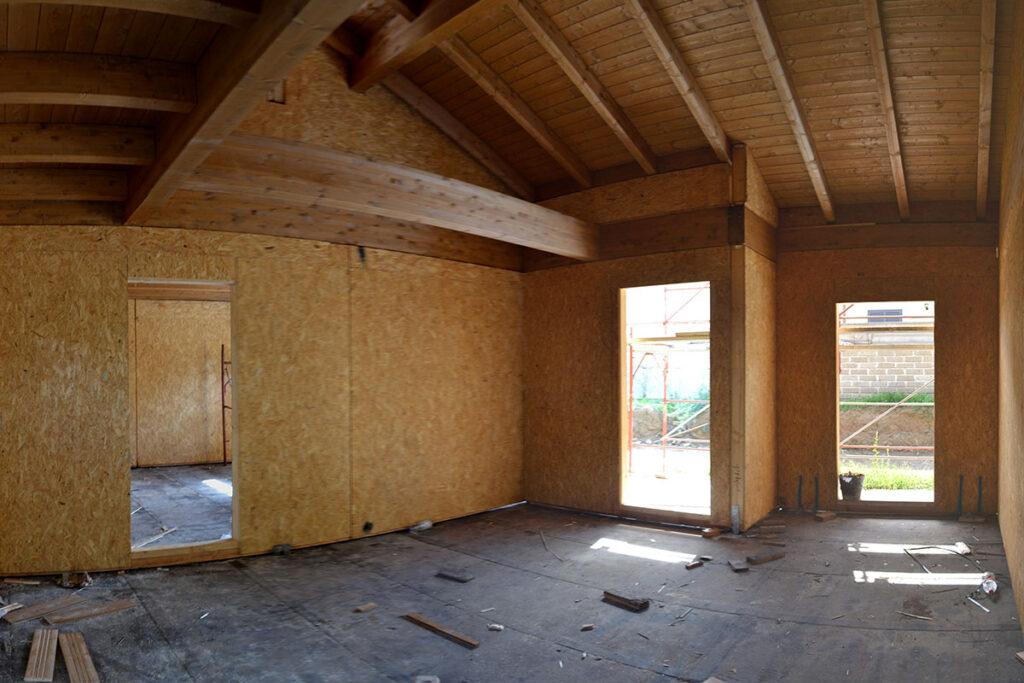 in costruzione - Casa LCN2 – Bioedilizia Villino Bifamiliare